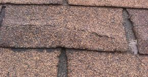 Repairs: Shingles shrinking & buckling