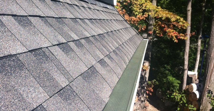 Eavestroughs & Gutters: Gutter Guard